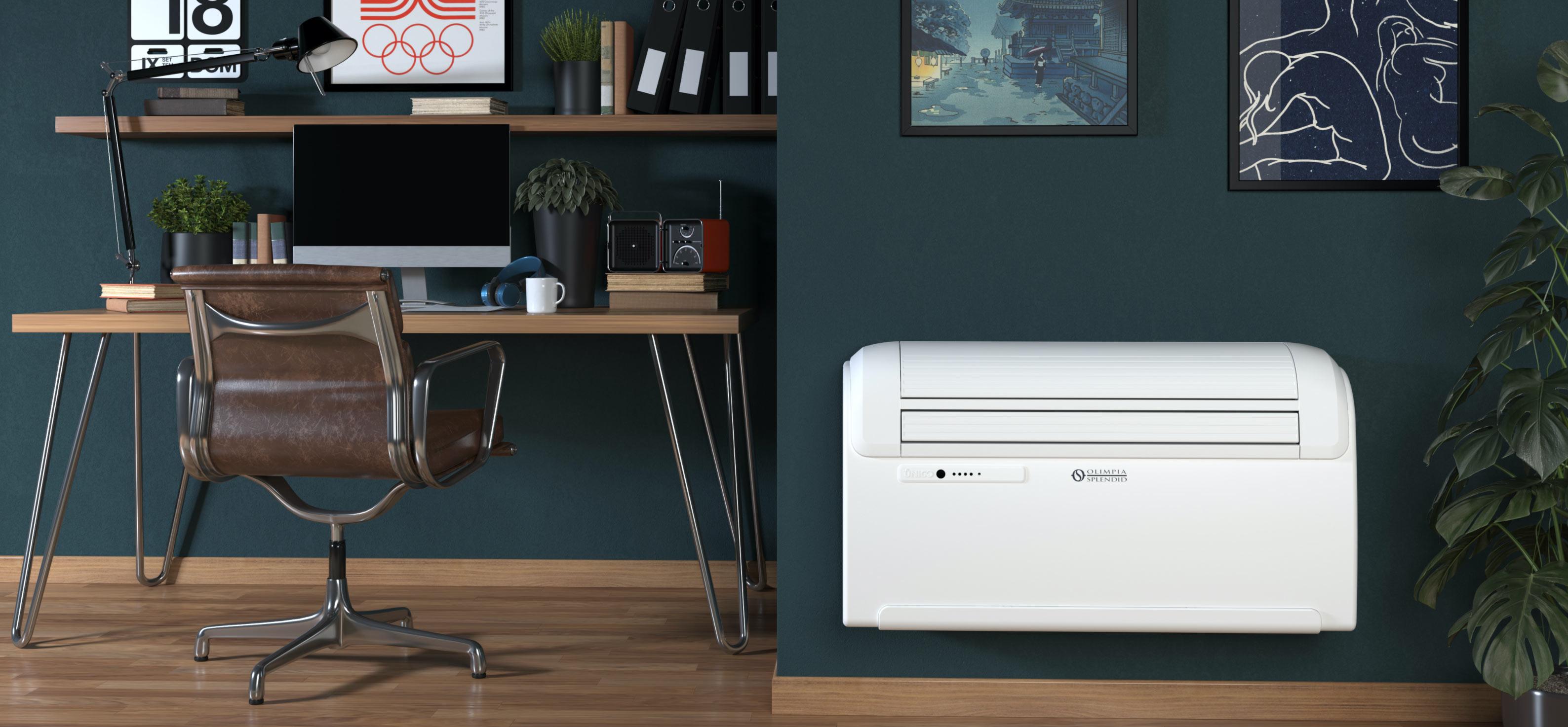 Unico Edge inverter Klimaanlage mit R32 Gas
