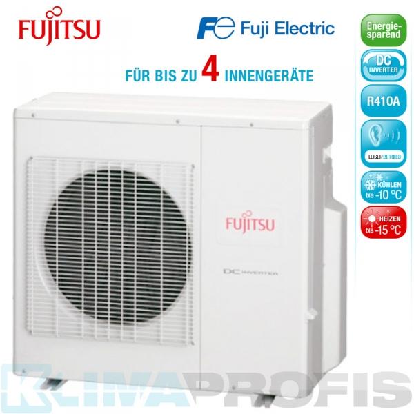 Fujitsu AOYG30 LAT4 Außeneinheit Quadro-Inverter - 10,1 kW