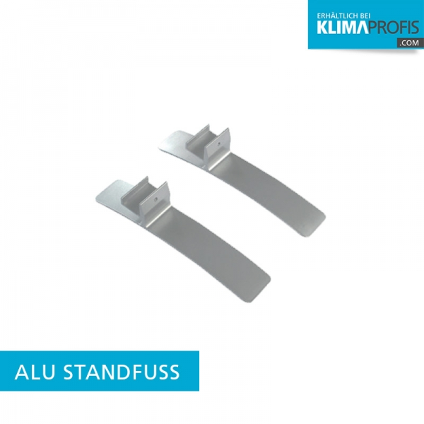 Alu Standfuss IPP-SF - für Infraplate pro