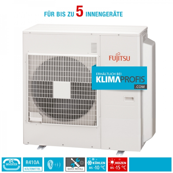 Fujitsu AOYG36LBLA5 DC-Inverter Multisplit-Außengerät - 12,5 kW