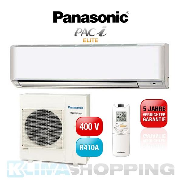 Panasonic S-710PK1E5 PACi Klimageräte-Set, 400V - 8 kW