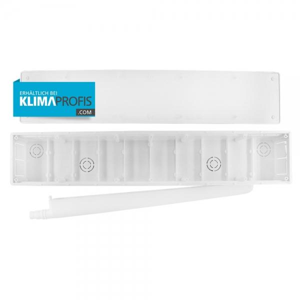 Installationsbox PB 300 mit Kondensatwanne, Kunststoff, Unterputz, für Klimaanlagen
