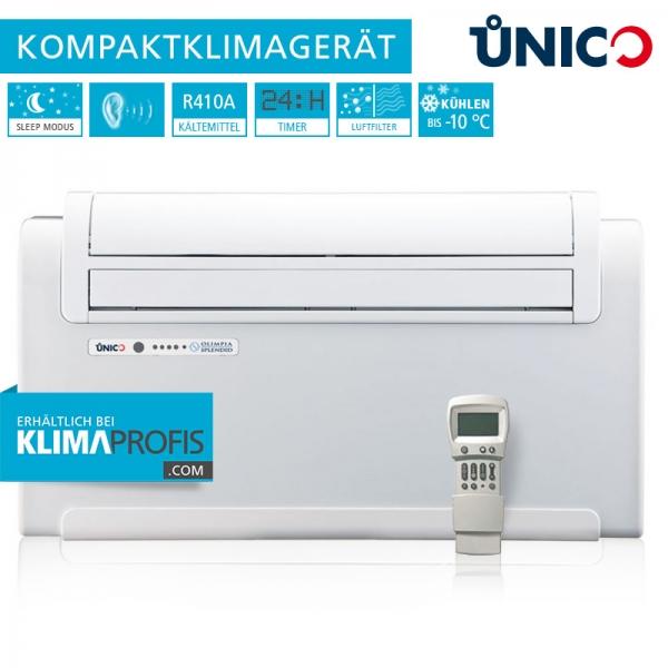 Unico Inverter 12 SF Wand-Truhenklimagerät - 3,1 kW Kühlen