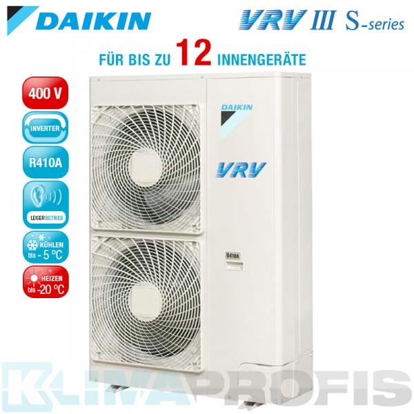 Daikin RXYSQ6P8Y1 Multisplit Außengerät VRV 3-S Series - 15,5 kW, 400V