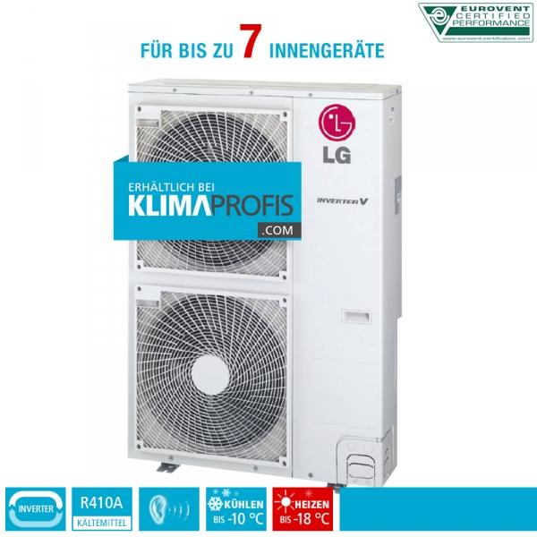 LG Multi-Split Inverter V Außeneinheit FM41AH - 14,1 kW, für 7 Innengeräte