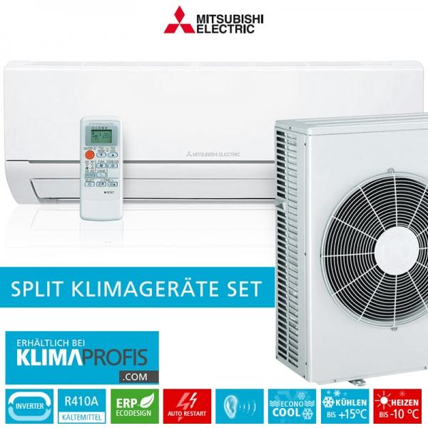 Mitsubishi MSZ-HJ60VA Inverter Wand-Klimageräte Set - 7,1 kW