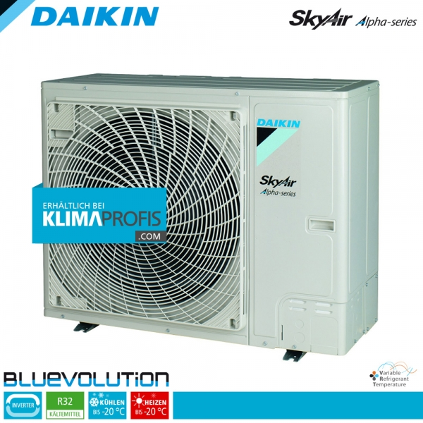 Daikin Sky Air Alpha-series RZAG140NV1 Simultan Multisplit Inverter R32 Außengerät - 13,4 kW