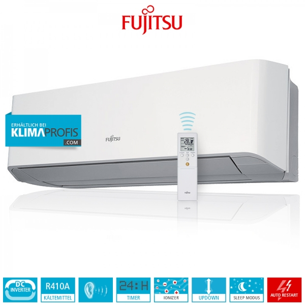 Fujitsu ASYG07LMCE Multi-Split Wandklimagerät - 2 kW
