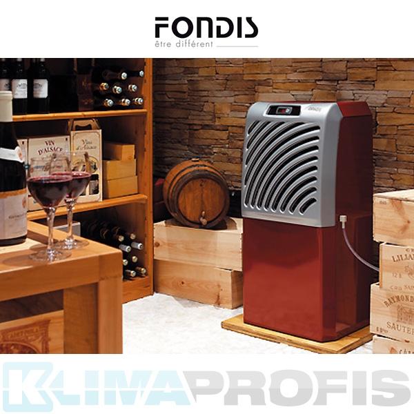 WineMaster WINE SP 100 Splitklmagerät 2,5 kW für Räume bis 100 cbm