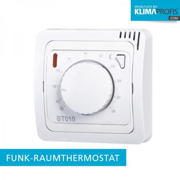 Funk-Raumthermostat BT010 - für Infraplate pro