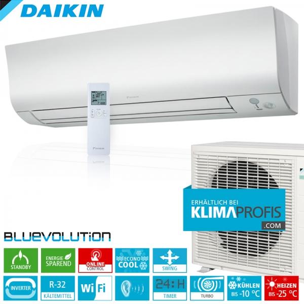 Daikin Perfera FTXTM40M ColdRegion WiFi Inverter Wand-Klimageräte-Set 5,1 kW