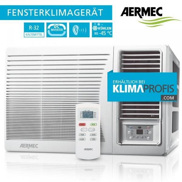 Aermec Fensterklimagerät FK 260 - 2,7 kW, nur Kühlen