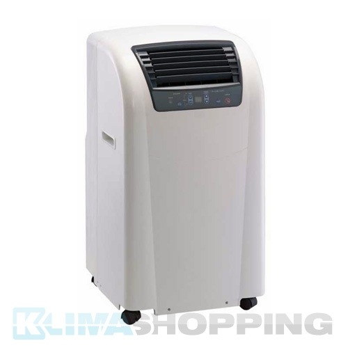 Mobiles Klimagerät Krone RKL 350 3,5 kW - Weiss