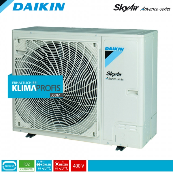 Daikin Sky Air Advance-series RZA250D Simultan Multisplit Inverter R32 Außengerät 400V - 22 kW