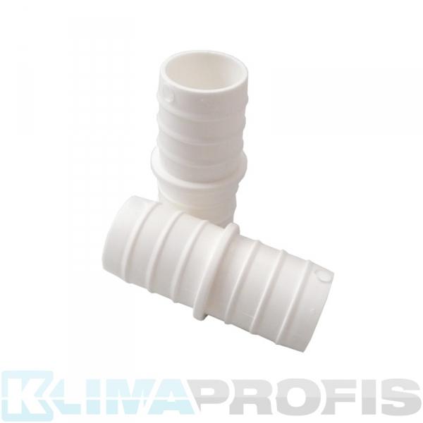 Verbinder für Kondensatleitungen 20mm