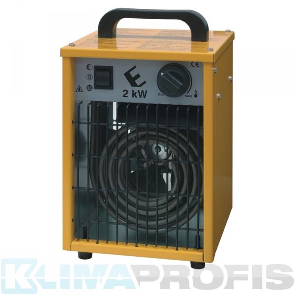Elektroheizlüfter KSH-5, 5 kW, 400V