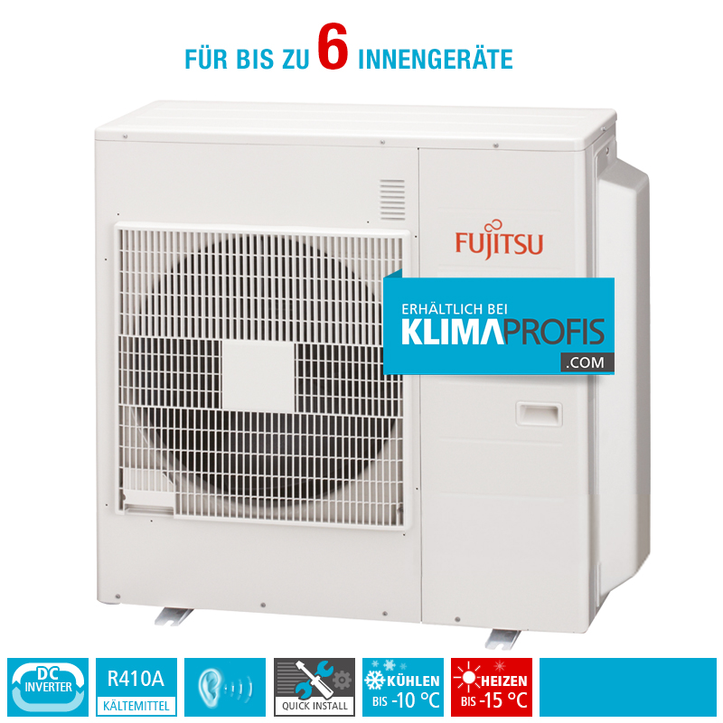 fujitsu aoyg45lbla6 dc inverter multisplit au enger t 14 kw fujitsu hersteller klimaprofis. Black Bedroom Furniture Sets. Home Design Ideas