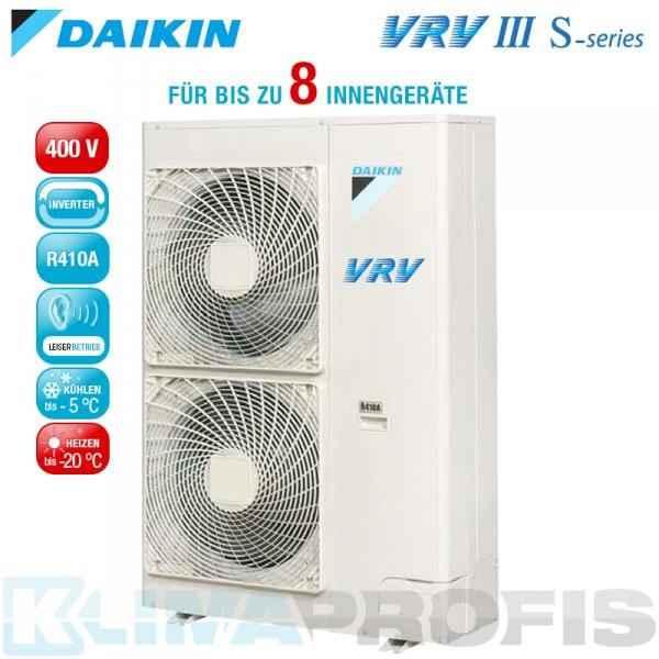 Daikin RXYSQ4P8Y1 Multisplit Außengerät VRV 3-S Series - 12,6 kW, 400V