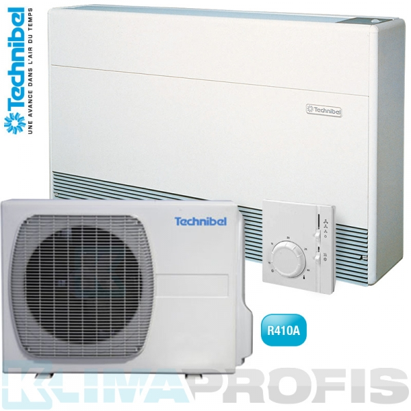 Argo Niedrigtemperatur-Split-Set TAF 408L8Z - 3,72 kW (12-18°C)