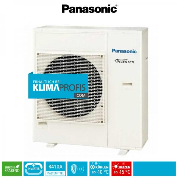 Panasonic U-100PEY1E8 Simultan-Multisplit PACi Standard Außengerät 400V - 11,5 kW