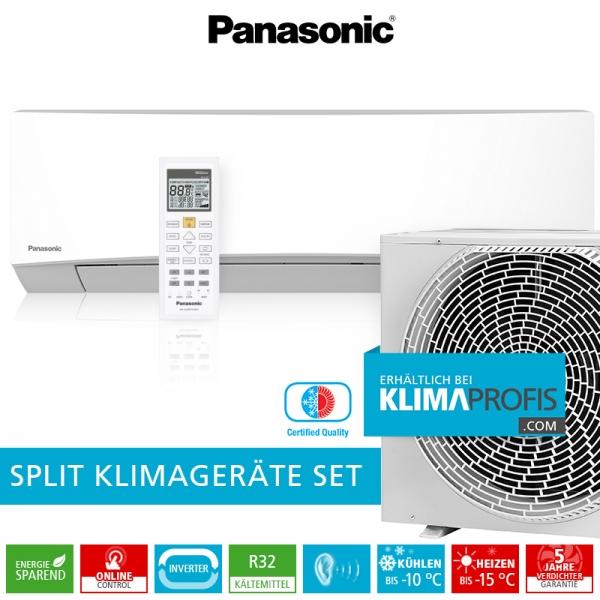 Panasonic CS-TZ35TKEW R32 Standard Inverter Klimageräte-Set - 3,9 kW