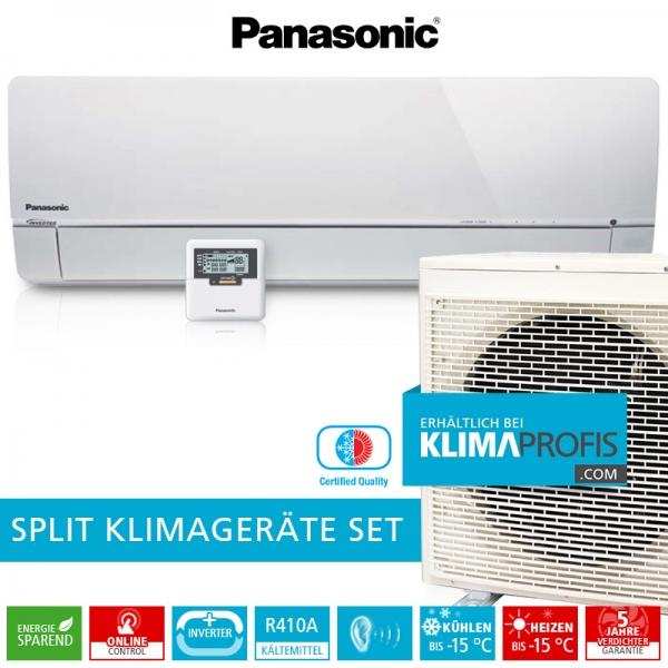 Panasonic KIT-E18PKEA Professional Klimageräte-Set für EDV-Räume - 6 kW