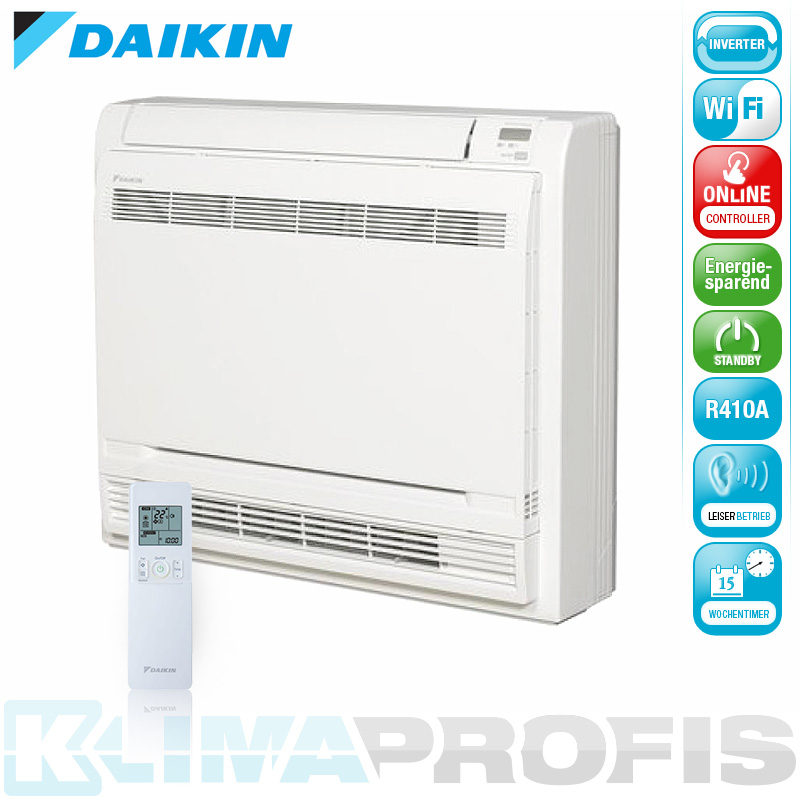 daikin fvxs35f professional multisplit truhenger t 3 8 kw daikin. Black Bedroom Furniture Sets. Home Design Ideas