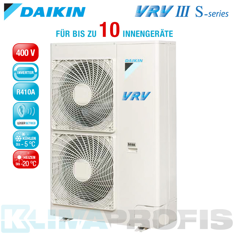 daikin rxysq5p8y1 multisplit au enger t vrv 3 s series 14 kw 400v daikin hersteller. Black Bedroom Furniture Sets. Home Design Ideas