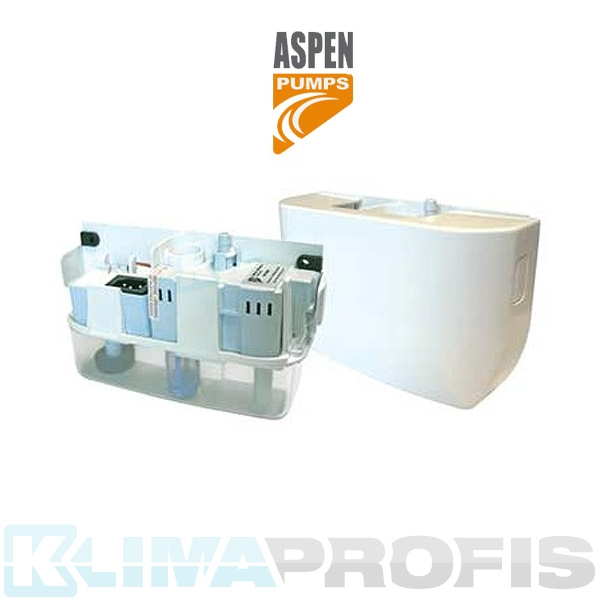 Mini Blanc Kondensatpumpe Deluxe