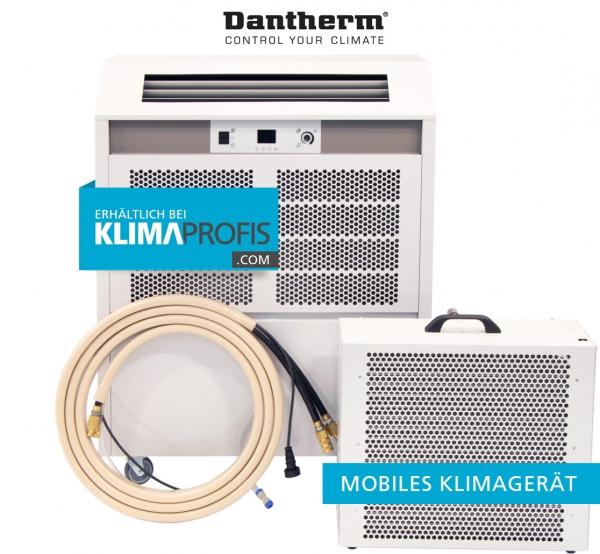 Mobiles Klimagerät ACT 7 für schnelle und effiziente Kühlung, 7 kW