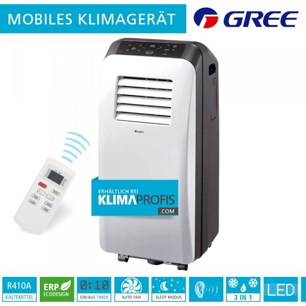 Mobiles Raumklimagerät Gree GPC-09-AI - 2,6 kW