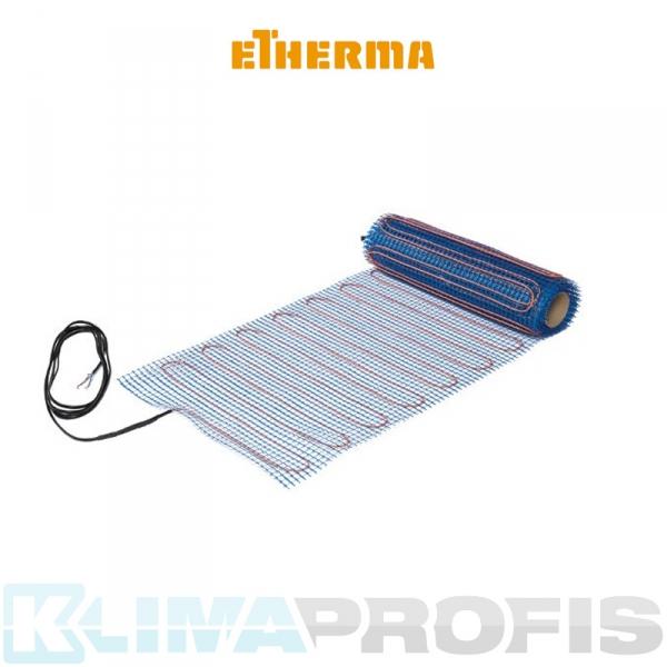 Netzheizmatte 24V D 100, 80 W, 50 cm x 100 cm, 160 W/m²