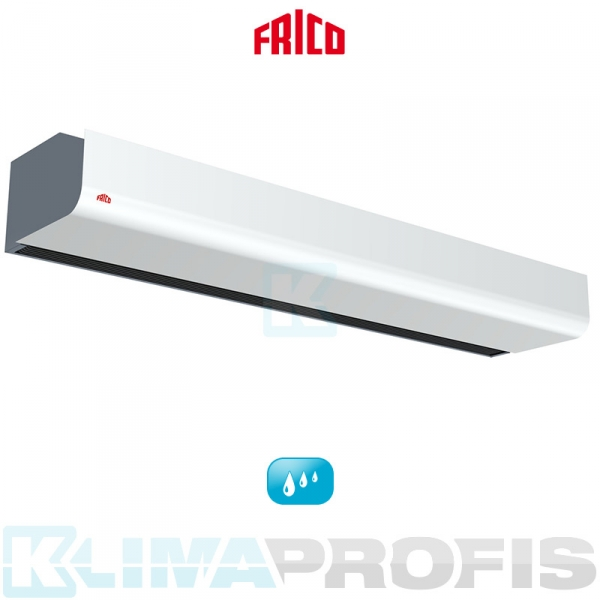 Luftschleier Frico Thermozone PA3515WL, 1549 mm, 18,1 kW, mit Wasserheizung