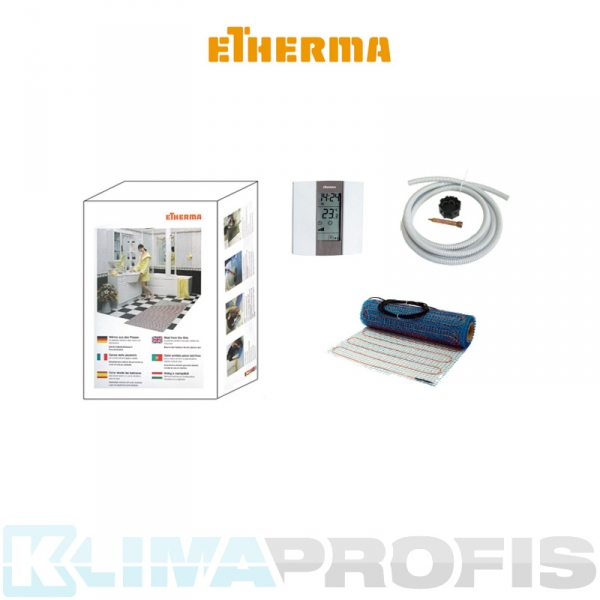 Dipol-Netzheizmatten Set DSU 400, 320 W, 50 cm x 400 cm, 160 W/m²
