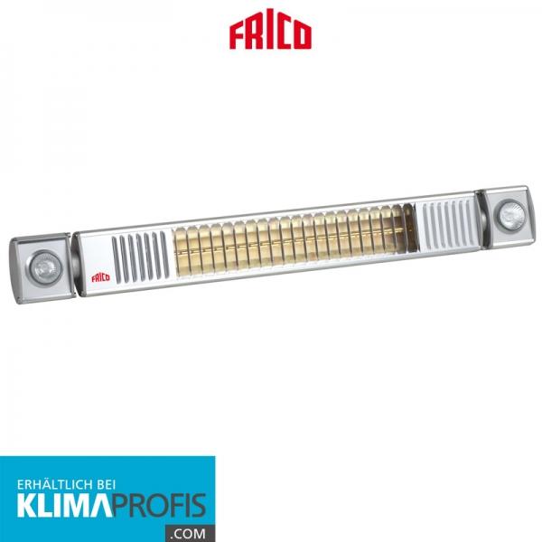 Infrarot Heizstrahler Infraduo IHD20, IP65, 825 mm - 2,0 kW