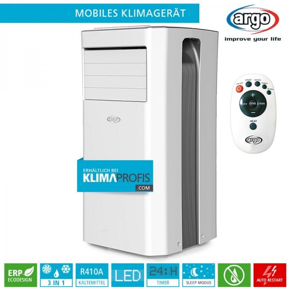 Argo Mobiles Klimagerat Monoblock Glamour 2 6 Kw Nur Kuhlen