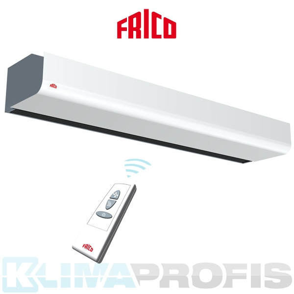 Luftschleier Frico Thermozone PA2215CA, 1560 mm, ohne Heizung