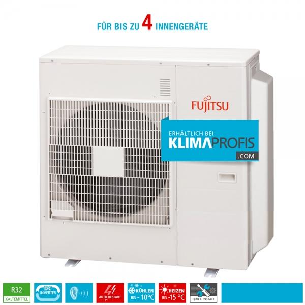 Fujitsu AOYG30KBTA4 Multisplit Außengerät R32 Penta-Inverter - 10,1 kW