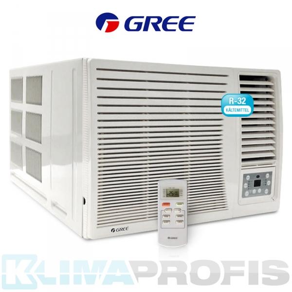 Gree Fensterklimagerät GJC-12 - 3,65 kW