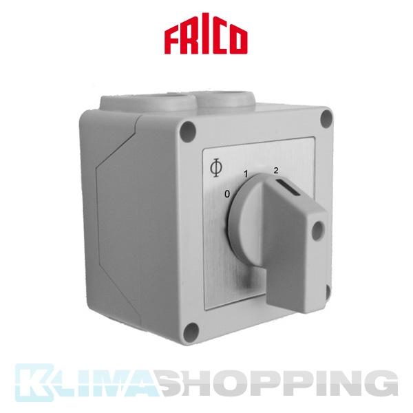 Frico S123, manueller Schalter für Stufen 1-2-3