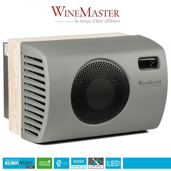 WineMaster C25 S für Räume bis 25 cbm - Monoblock-Klimaanlage