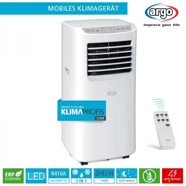 Argo Mobiles Klimagerät Monobloc SWAN - 2,05 kW, nur Kühlen