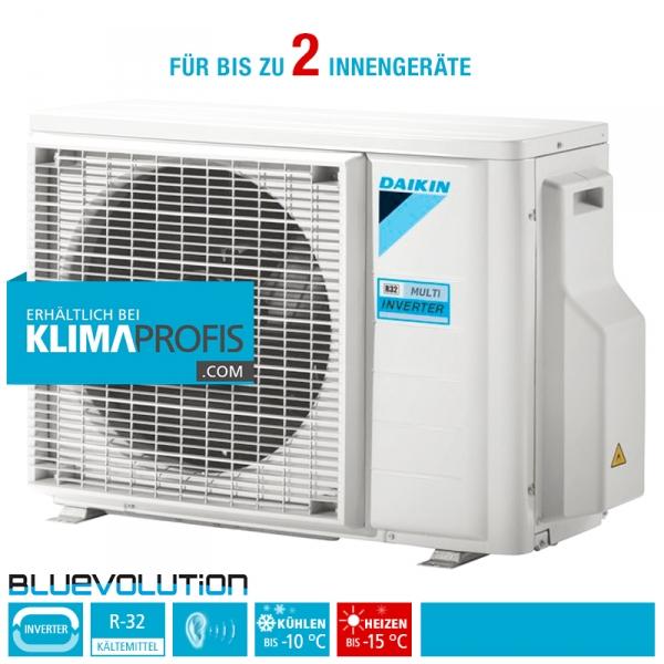 Daikin 2MXM40M Multisplit Inverter Außengerät, R32 - 4,6 kW für 2 Innengeräte