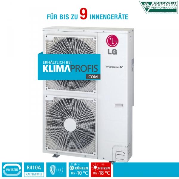 LG Multi-Split Inverter V Außeneinheit FM57AH - 18,5 kW, für 9 Innengeräte