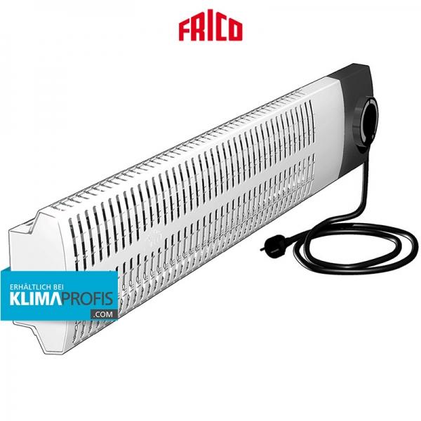 Frico Frostwächter FML300, Front weiß, 300W