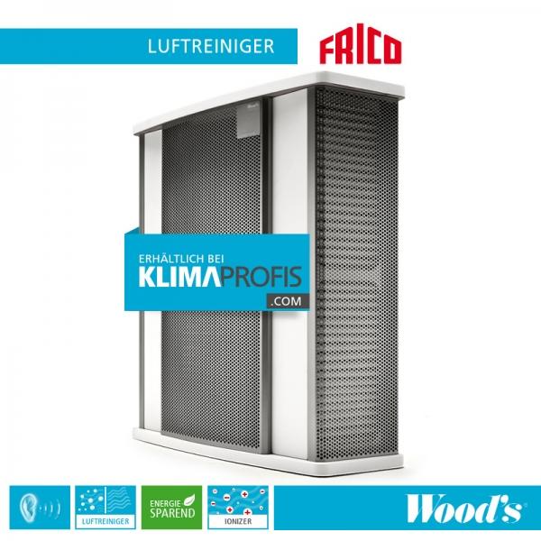 Frico Luftreiniger Woods GRAN900, 900 m³ / h
