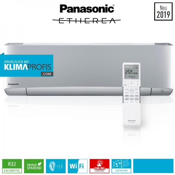 Panasonic Etherea CS-XZ50VKEW WiFi R32 Multisplit Wandklimagerät - 5,0 kW