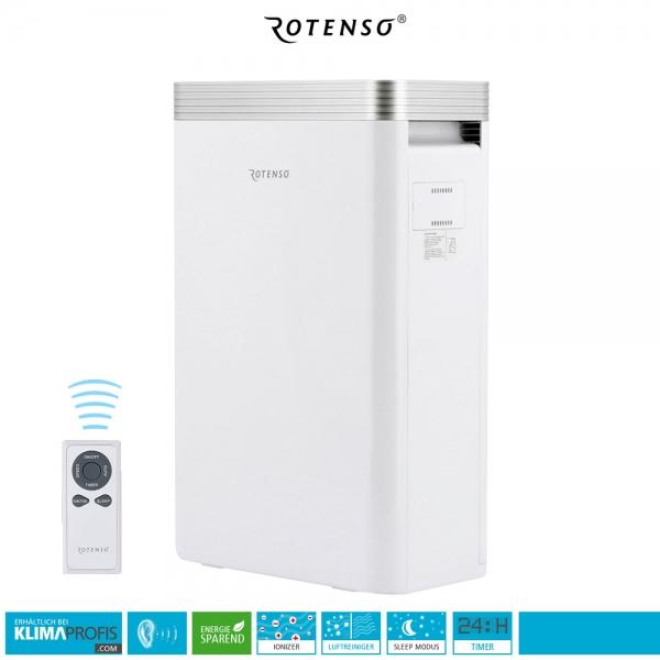 Rotenso Wint W24W Luftreiniger - bis 50 m²