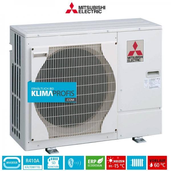 Mitsubishi Electric Power Inverter Wärmepumpenaußengerät PUHZ-W50VHA