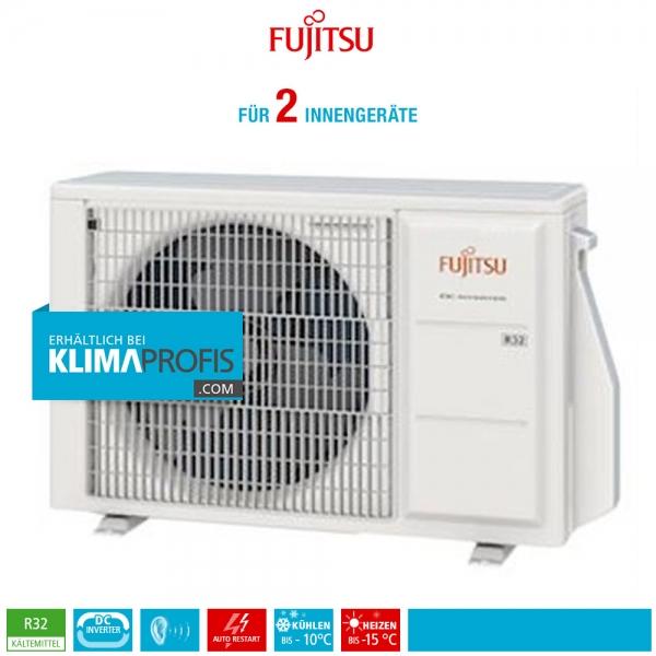Fujitsu AOYG14KBTA2 Multisplit Außengerät R32 Duo-Inverter - 4,6 kW